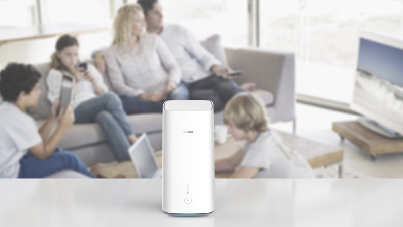 MWC 2019: Huawei lanza el 5G CPE Pro, unidad con velocidades de banda ancha ultra veloz - 5g-cpe-pro-03