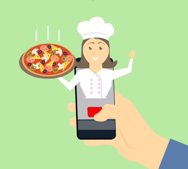 De la app a tu mesa - app-comida-800x717