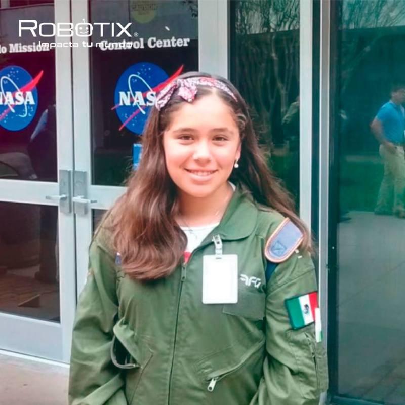 5 mujeres y niñas mexicanas que destacan en la ciencia - arantza