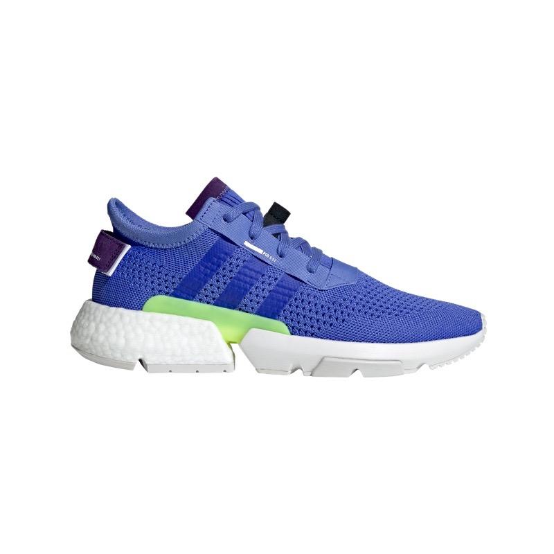 Adidas P.O.D System 3.1 [Review] - azul
