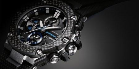 Colección G-STEEL Connected, la primera serie de relojes híbridos de G-SHOCK