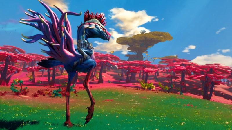 5 escenarios de los videojuegos de Ubisoft, donde podrías disfrutar de una inolvidable velada romántica - el-planeta-heaven-en-starlink-battle-for-atlas