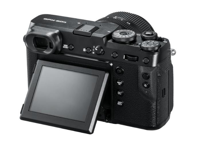 Fujifilm lanza la nueva cámara GFX 50R ¡ya disponible en México! - fujifilm_gfx_50r_04