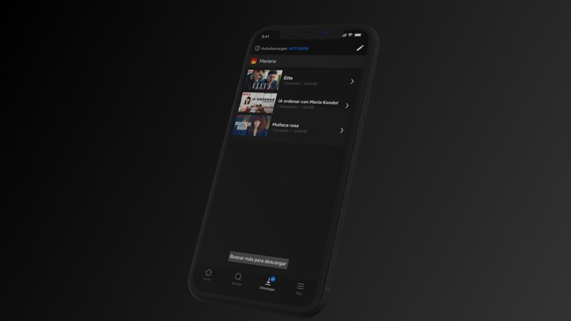 Netflix presenta nueva función de Autodescargas en dispositivos iOS - funcion-de-autodescargas-netflix_1-800x450