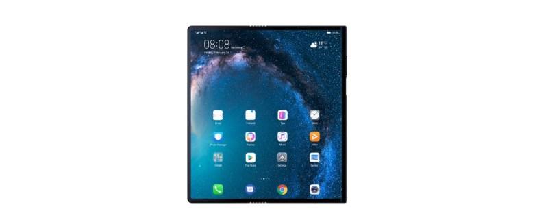 El Huawei Mate X ya es real: pantalla flexible y 5G, sus características principales - hmx-open-800x321
