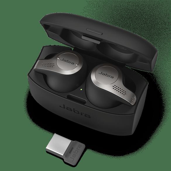 Jabra lanza el primer headset intra-auricular inalámbrico diseñado para uso profesional - jabra-evolve-65t