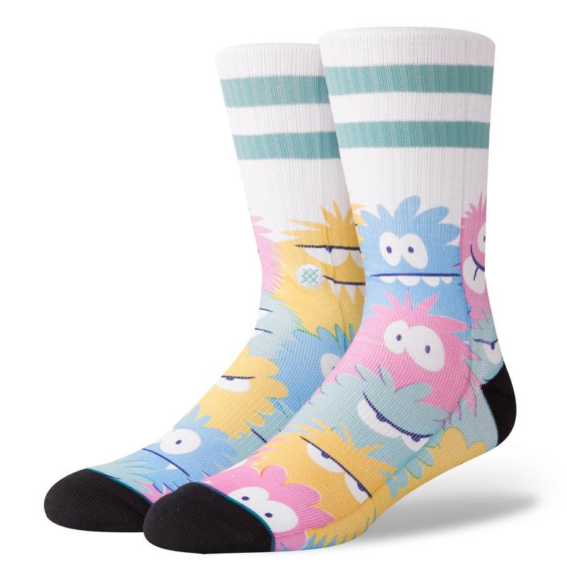 Kevin Lyons y Stance lanzan colección de calcetas de sus emblemáticos personajes MONSTER - kevin-lyons-y-stance_1