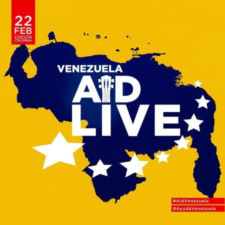 MTV y VH1 transmitirán en vivo el concierto Venezuela Live Aid