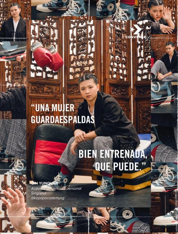 Nueva colección de Converse: Love the progress, inspirada en las mujeres del pasado, presente y futuro - love-the-progress-converse-1-610x800