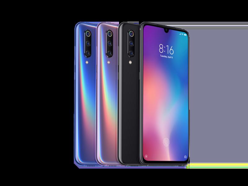 MWC 2019: Xiaomi presenta sus smartphones insignia Mi MIX 3 5G y Mi 9 - mi-9_11-1
