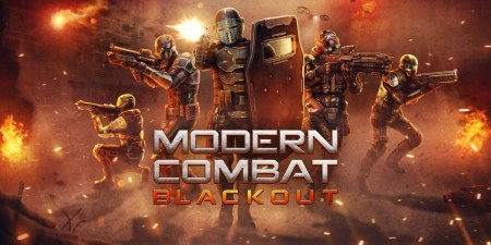 Modern Combat Blackout ¡ya disponible para Nintendo Switch!