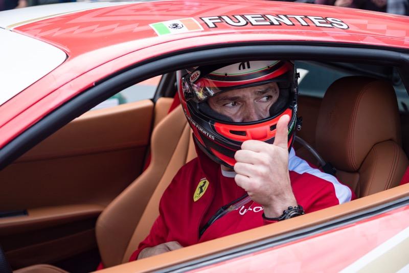 Martín Fuentes, piloto mexicano anuncia participación en el serial más importante de autos turismo a nivel mundial - piloto-mexicano-martin-fuentes