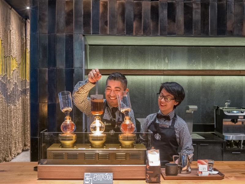 Inauguración de la Starbucks Reserve Bar Nuevo León - reserve-bar-mty1