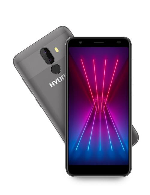 HYUNDAI Technology lanza su segunda generación de Smartphones 2019 - smartphone_h68_hundai