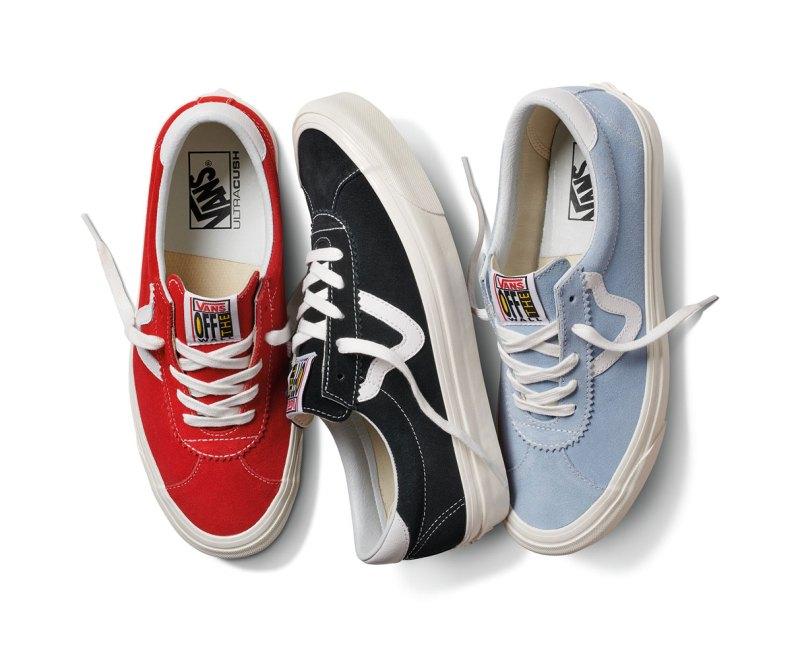 Vans presenta la colección Vans Anaheim Factory - sp19_classics_afstyle73_lineup