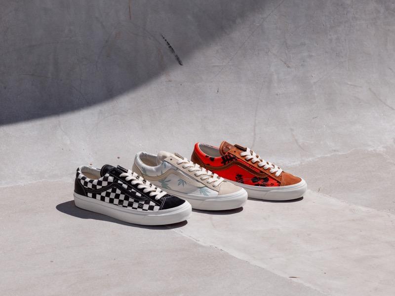 Vans y Modernica se unen para crear la colección Vault ¡disponible el 23 de febrero! - sp19_vault_modernica_style_36_lx_lineup_0145-800x600