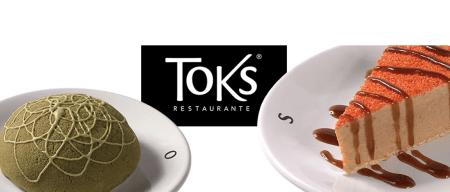 Toks presenta dos innovaciones culinarias: pay helado de tamarindo con chamoy, y una concha de matcha con chocolate blanco