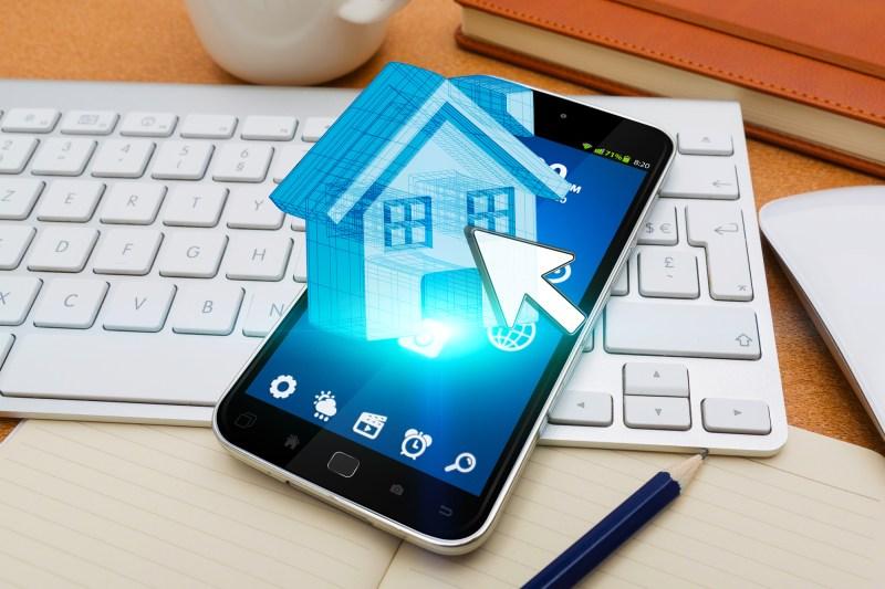 Esta app mexicana promete facilitar la venta de inmuebles en línea - app-bienes-raices-800x533