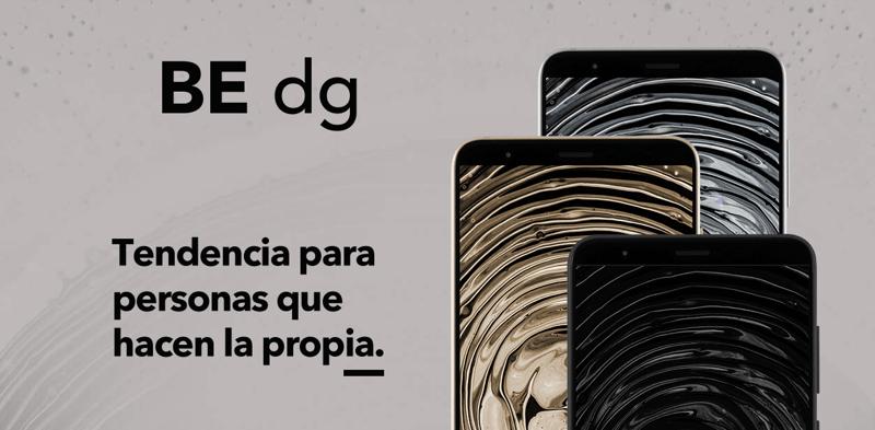 Lanzamiento de la marca mexicana Bleck de smartphones & gadgets - be-dg-smartphone-bleck
