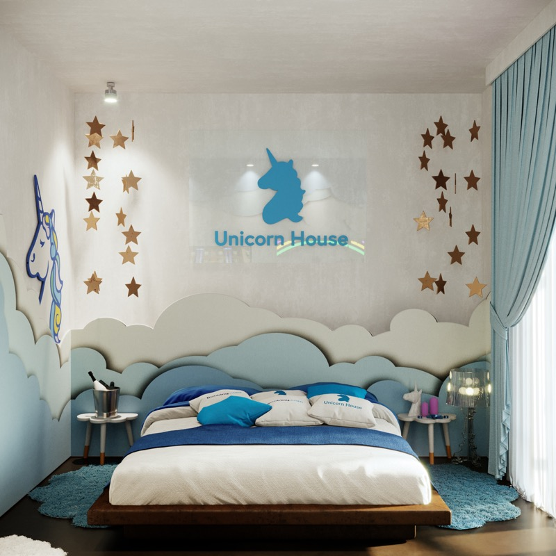 Unicorn House, la casa temática de unicornios disponible exclusivamente en Booking.com - booking-com-unicorn-house-webadictos_internet