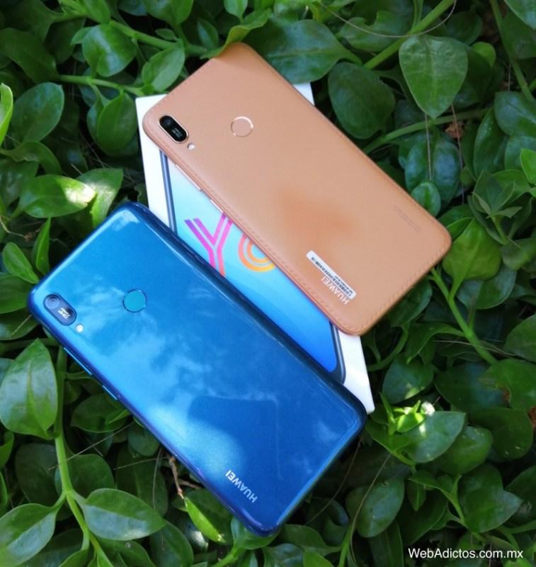 Nuevo Huawei Y6 2019 ¡conoce sus características y precio! - caramelo-azul-y6-2019-757x800