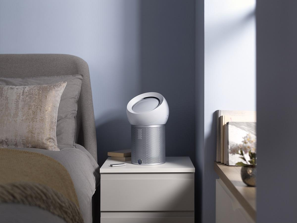 Dyson trae a México nueva gama de purificadores de aire, lámpara que cuida tu visión y aspiradora inteligente - dyson-pure-cool-me-personal-purifying-fan