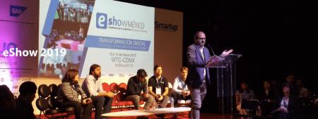 La sexta edición del eShow México 2019, del 2 y 3 de abril