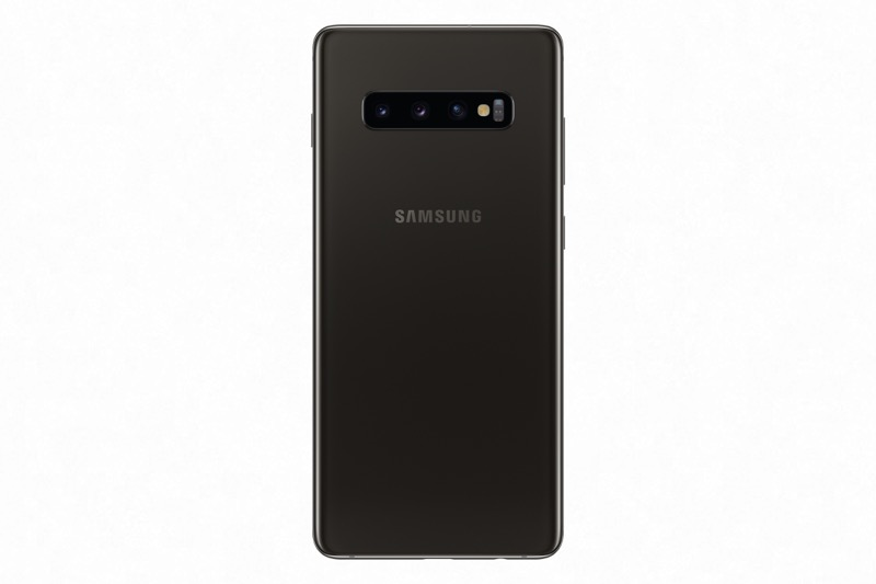 Galaxy S10+ Ceramic: Edición especial - galaxys10plus_ceramicblack_back-2