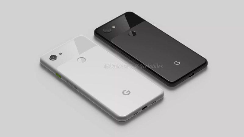 Con los Pixel 3a y 3a XL Google entrará a la gama media - google_pixel_3a_renders