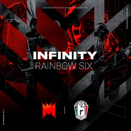 Infinity Esports anuncia su entrada a Rainbow Six con un roster de primer nivel