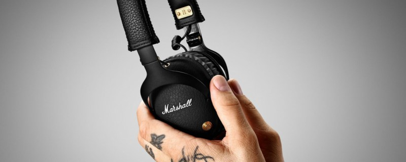 Nuevos audífonos Marshall Monitor Bluetooth, diseñados para profesionales del audio - marshall_headphones_slide__monitor_bluetooth__03_1_1656