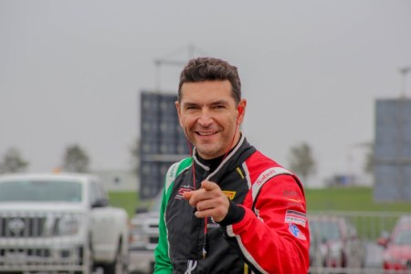 """Victoria de Martín Fuentes en la carrera """"Circuit of Americas"""" pone a México en lo alto de los podios internacionales"""