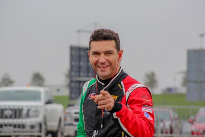 """Victoria de Martín Fuentes en la carrera """"Circuit of Americas"""" pone a México en lo alto de los podios internacionales - martinfuentescircuitofamericas-800x533"""