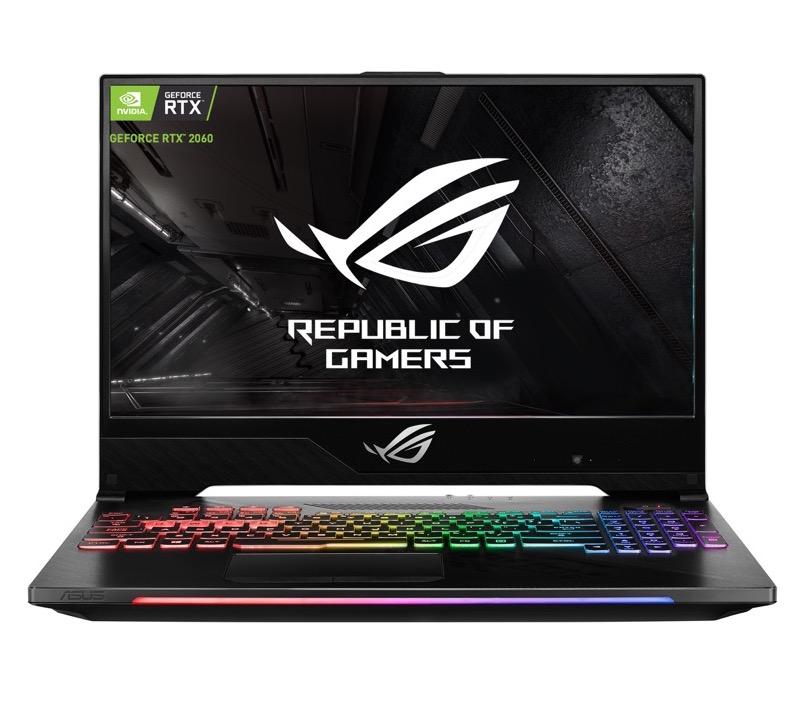 ASUS ROG lanza las primeras notebooks con NVIDIA GeForce RTX en México - nvidia-geforce-rtx-2060