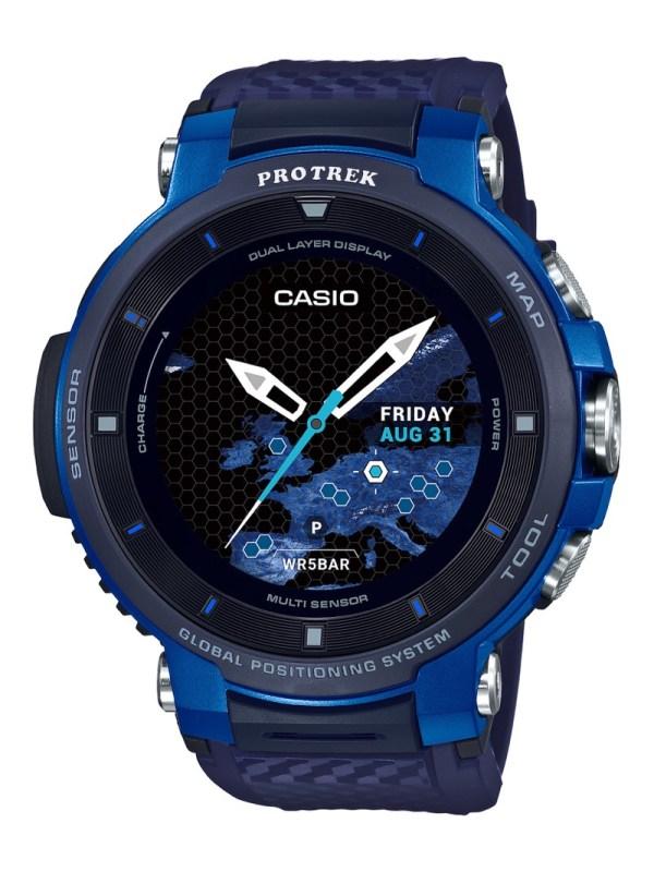 ¿Cómo saber si un smartwatch es para ti? - pro-trek-smart-wsd-f30-bu