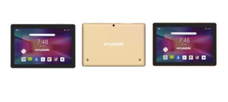 Hyundai Technology lanza su segunda generación de Tablets