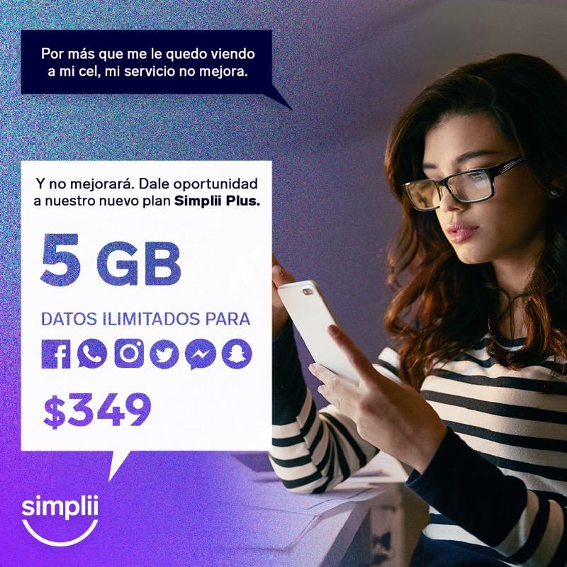 Simplii anuncia nuevos planes - simplii_plus