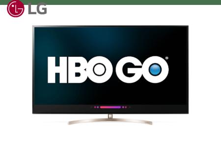 Ahora los televisores LG contarán con la app de HBO GO