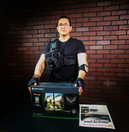 Ubisoft presentó los bundles de The Division 2 de Xbox One X y One S ¡Conoce los detalles para participar en el sorteo!