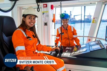 Primera tripulación femenina que surca aguas en Latinoamérica