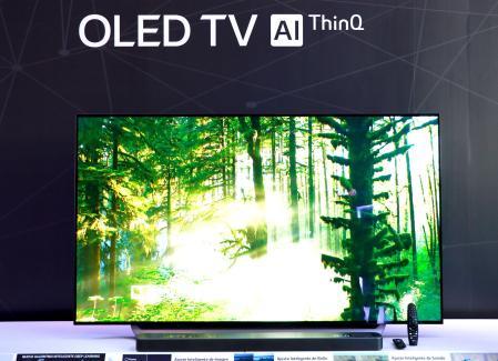 LG presenta su nueva familia de televisores inteligentes ThinQ 2019