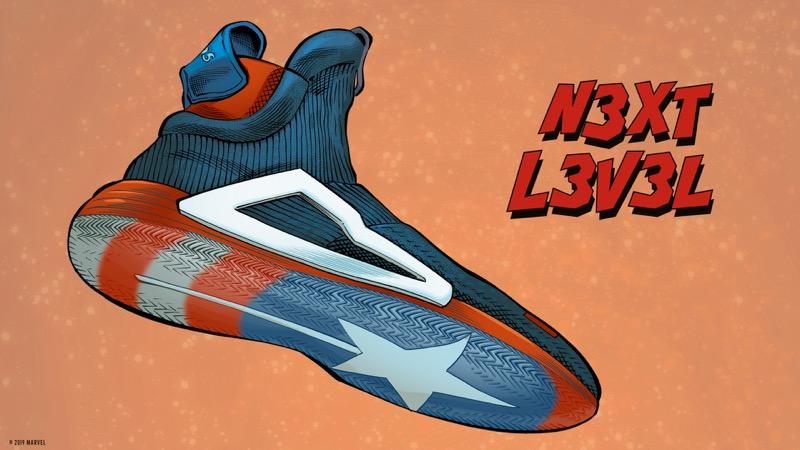 adidas y Marvel celebran a los héroes más poderosos del baloncesto - adidas_marvel_john_wall_ftw-4