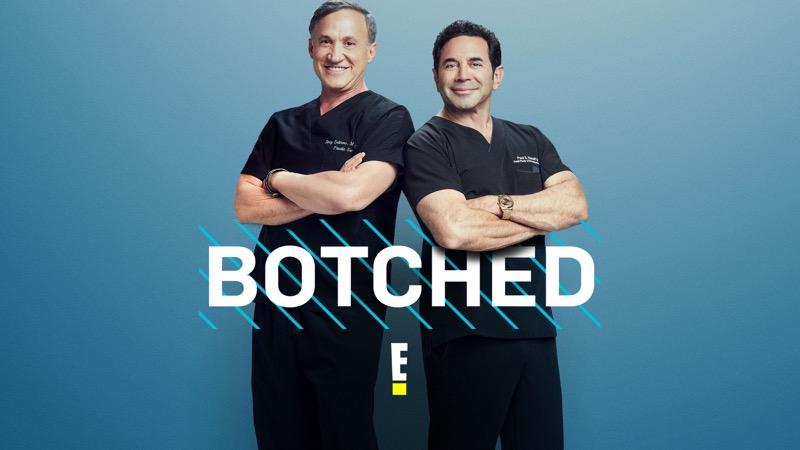 Episodio de estreno de Botched con la participación especial de Carmen Campuzano - botched-800x450