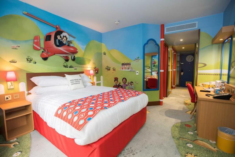 7 de cada 10 mexicanos quieren unas vacaciones que celebren el niño que llevan dentro - cbeebies-land-2-800x534