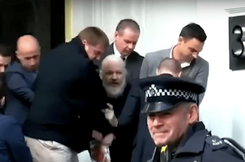 Tras arresto de Julian Assange, donaciones en bitcoin aumentan para wikileaks - detencion-de-julian-assange