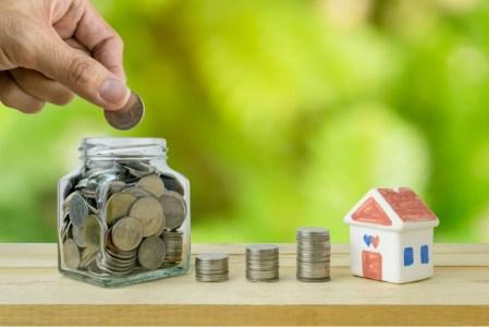 ¿Cómo ahorrar para el enganche de tu casa?