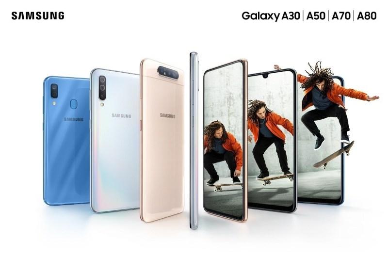 Nueva familia Galaxy A ¡características y precios! - galaxy-a-2019-samsung-800x565