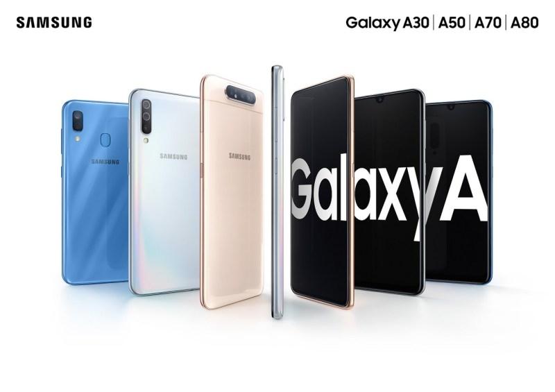 Nueva familia Galaxy A ¡características y precios! - galaxy-a-samsung_webadictos