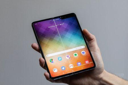 Samsung Galaxy Fold: medios reportan la rotura de la pantalla flexible en sus equipos de pruebas