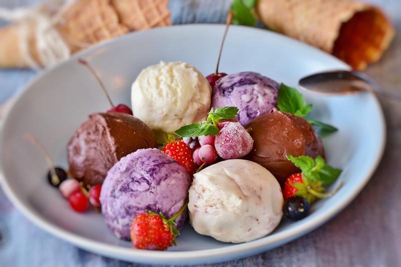 Saludatto, helado prebiótico con beneficios a la flora intestinal